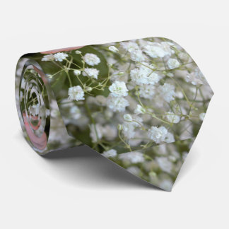 ピンクのバラの写真 ネクタイ