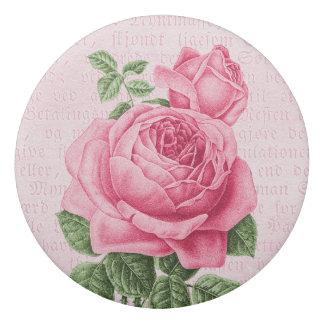 ピンクのバラの消す物のガーリーで、美しいヴィンテージ 消しゴム