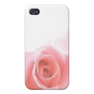ピンクのバラの範囲 iPhone 4/4Sケース