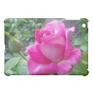 ピンクのバラの花のiPadのSpeckの場合 iPad Mini カバー