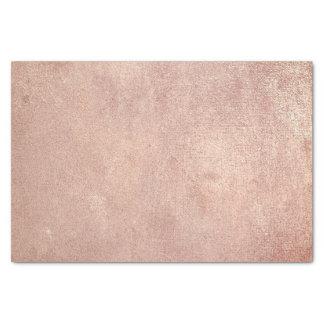 ピンクのバラの金ゴールドの金属赤面の粉の銅のモモ 薄葉紙