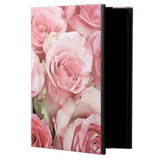 ピンクのバラのiPadの空気2箱 Powis iPad Air 2 ケース