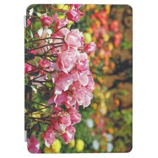 ピンクのバラ園 iPad AIR カバー