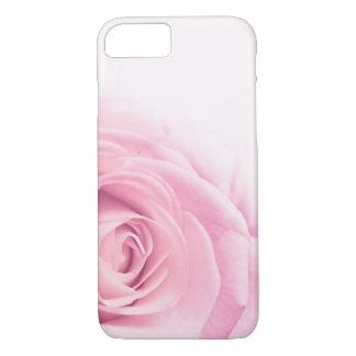 ピンクのバラ#2のiphone及びSamsungの例 iPhone 8/7ケース