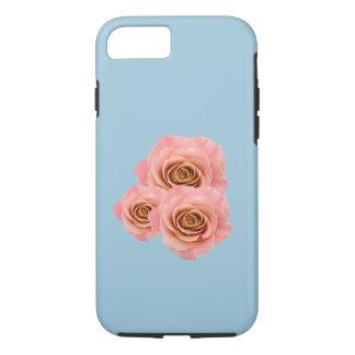 ピンクのバラPhonecase iPhone 8/7ケース