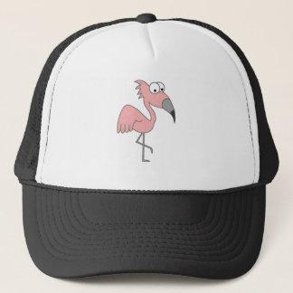 ピンクのフラミンゴ キャップ