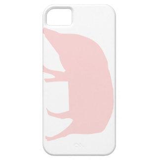 ピンクのブタのiPhone 5の場合 iPhone 5 ケース