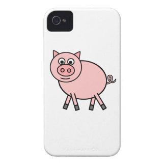ピンクのブタ Case-Mate iPhone 4 ケース