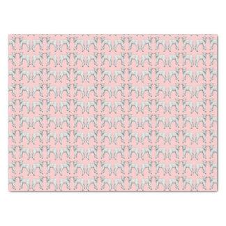 ピンクのベビーの子ヒツジのティッシュペーパー 薄葉紙
