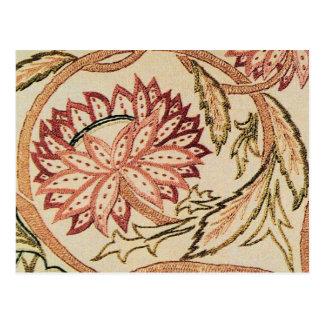 ピンクのボヘミアの花 ポストカード