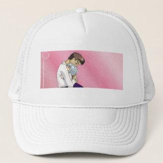 ピンクのメランコリー キャップ
