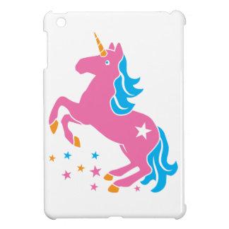 ピンクのユニコーン iPad MINI CASE