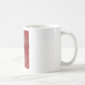 ピンクのユリ コーヒーマグカップ