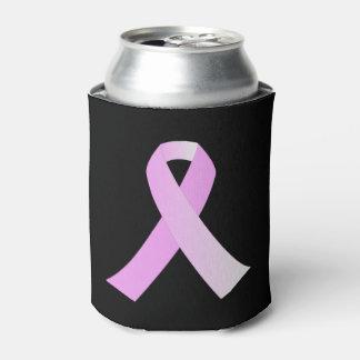 ピンクのリボンの乳癌の認識度のクーラーボックス 缶クーラー