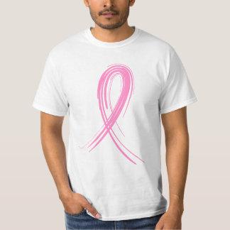 ピンクのリボン2の乳癌 Tシャツ