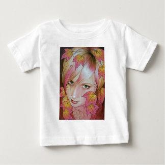 ピンクのロシア語 ベビーTシャツ