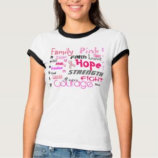 ピンクの力 Tシャツ