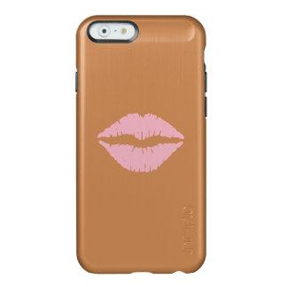 ピンクの口紅 INCIPIO FEATHER SHINE iPhone 6ケース