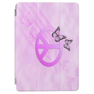 ピンクの平和 iPad AIR カバー