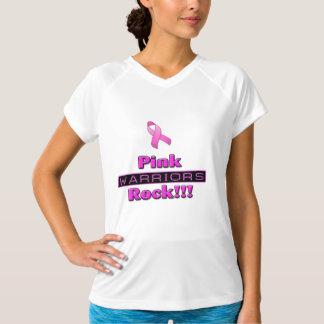 ピンクの戦士の石 Tシャツ