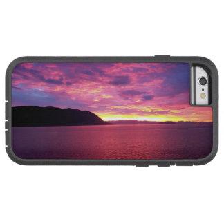 ピンクの日の出 TOUGH XTREME iPhone 6 ケース