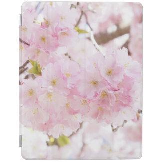 ピンクの木のさくらんぼの花 iPadスマートカバー