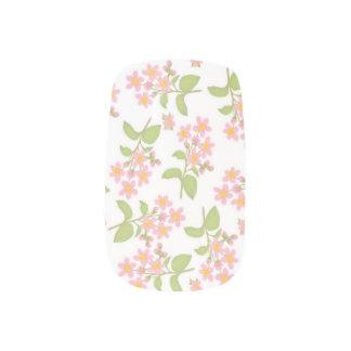 ピンクの桜の桜のMinxのネイルシール ネイルアート