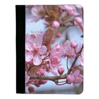 ピンクの桜の自然 パッドフォリオ