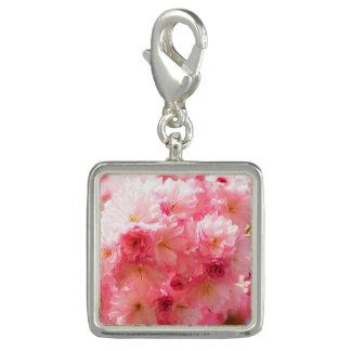 ピンクの桜 チャーム