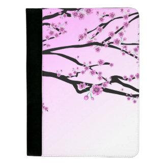ピンクの桜 パッドフォリオ