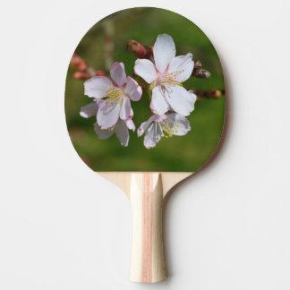 ピンクの桜 卓球ラケット