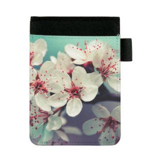 ピンクの桜、Cherryblossomの桜 ミニパッドフォリオ