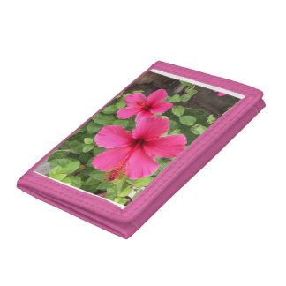 ピンクの歓喜の財布