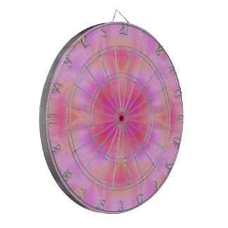 ピンクの火炎信号 ダーツボード