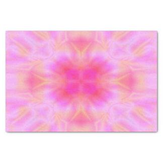 ピンクの火炎信号 薄葉紙