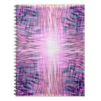 ピンクの炎 ノートブック