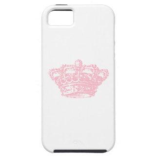 ピンクの王冠 iPhone SE/5/5s ケース