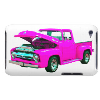 ピンクの積み込み Case-Mate iPod TOUCH ケース