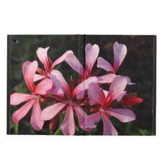 ピンクの花の花の写真のiPadの空気2箱 Powis iPad Air 2 ケース