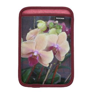 ピンクの蘭 iPad MINIスリーブ