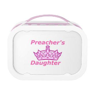 ピンクの説教者の娘のランチボックス ランチボックス