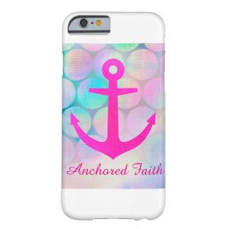 ピンクの輝きによって固定される信頼の電話箱 BARELY THERE iPhone 6 ケース