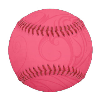 ピンクの野球 野球ボール