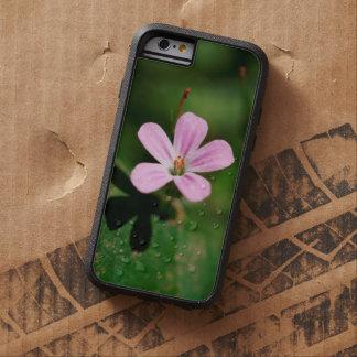 ピンクの野生の花の堅いXtremeのiPhone 6/6sの場合 iPhone 6 タフ・エクストリームケース