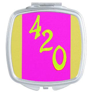 ピンクの黄色420
