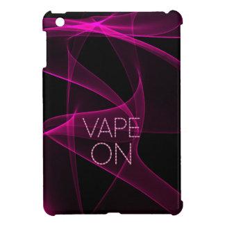 ピンクの黒い煙のVape iPad Mini Case