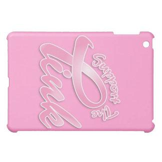 ピンクのiPadの例を支えて下さい iPad Mini カバー