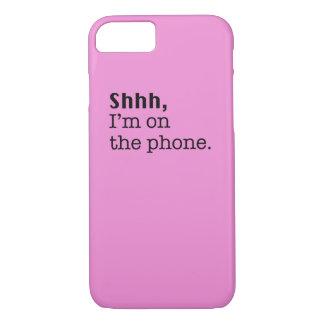 ピンクのiPhoneカバー iPhone 8/7ケース