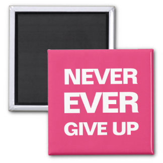 ピンクのqouteのやる気を起こさせるでモダンではっきりしたな磁石 マグネット