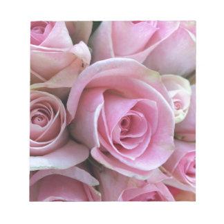 ピンクのroses.jpg ノートパッド